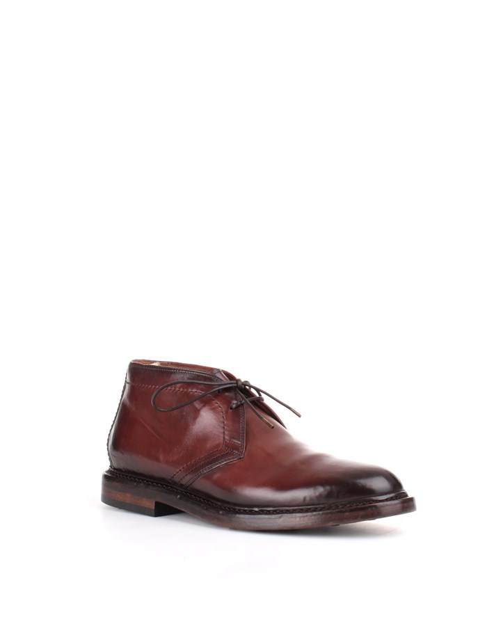 Officine Creative Ankle Red