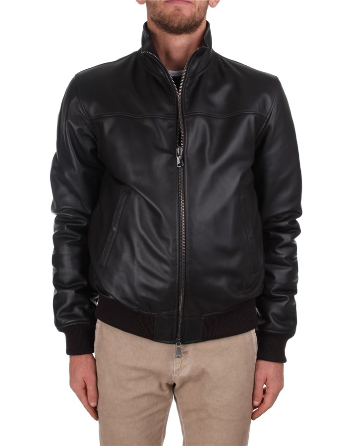 Orciani Jackets And Jackets Brown