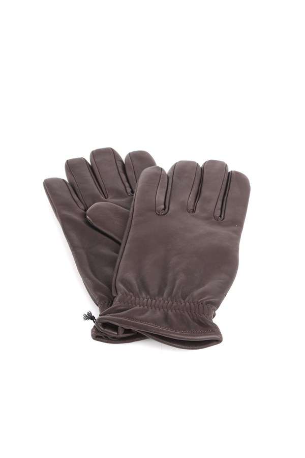 Orciani Gloves Brown