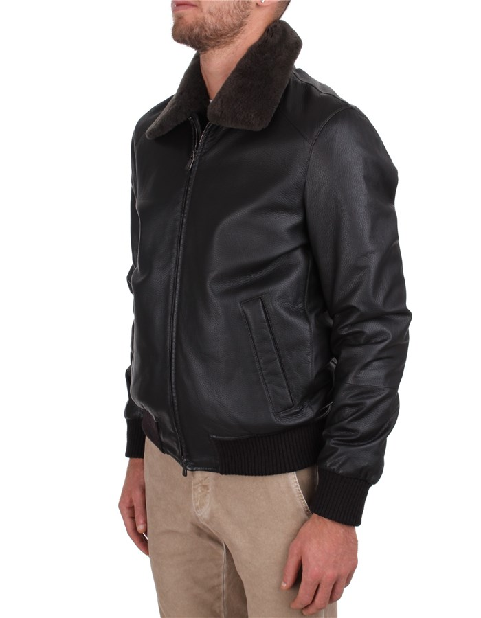 Enrico Mandelli Jackets And Jackets Brown