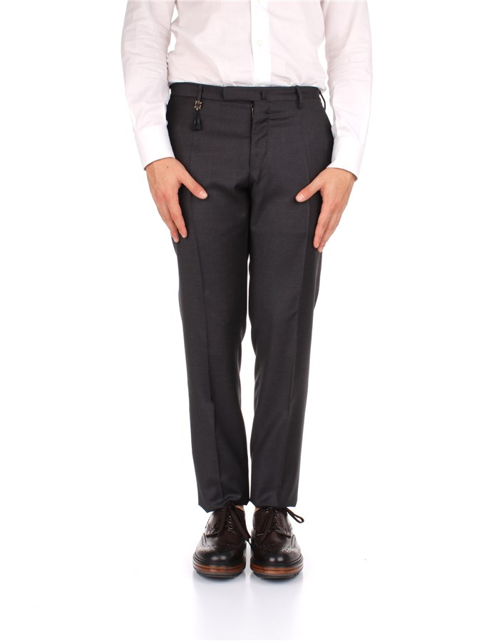 Incotex Trousers No Colour