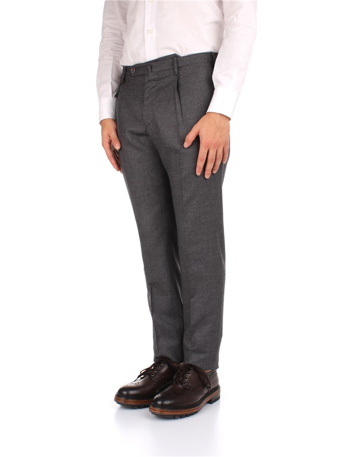 Incotex Trousers Classics Man 1AT093 1394T 2