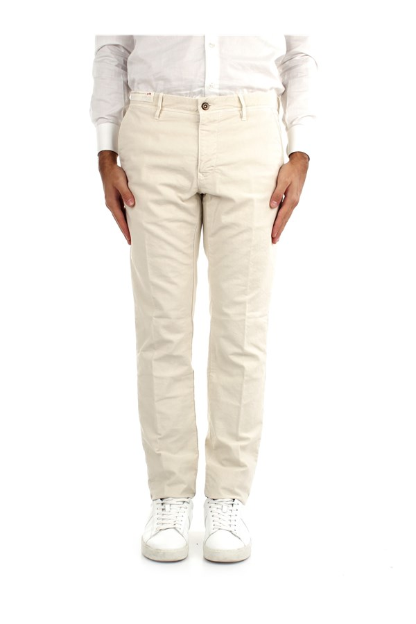 Incotex Trousers 11S103 40611 Beige