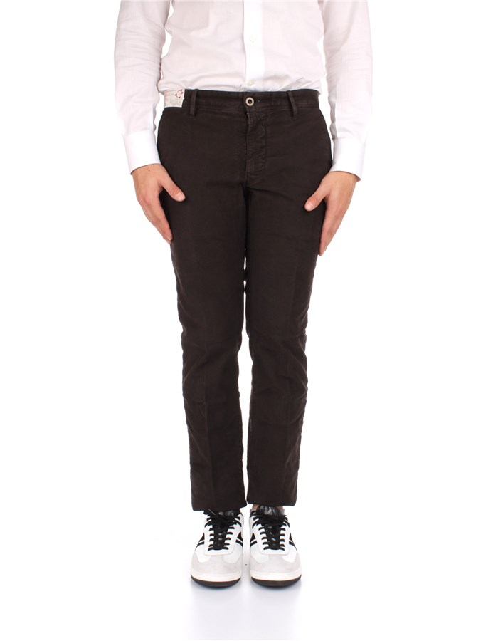 Incotex Trousers Trousers Man 11S103 40611 0