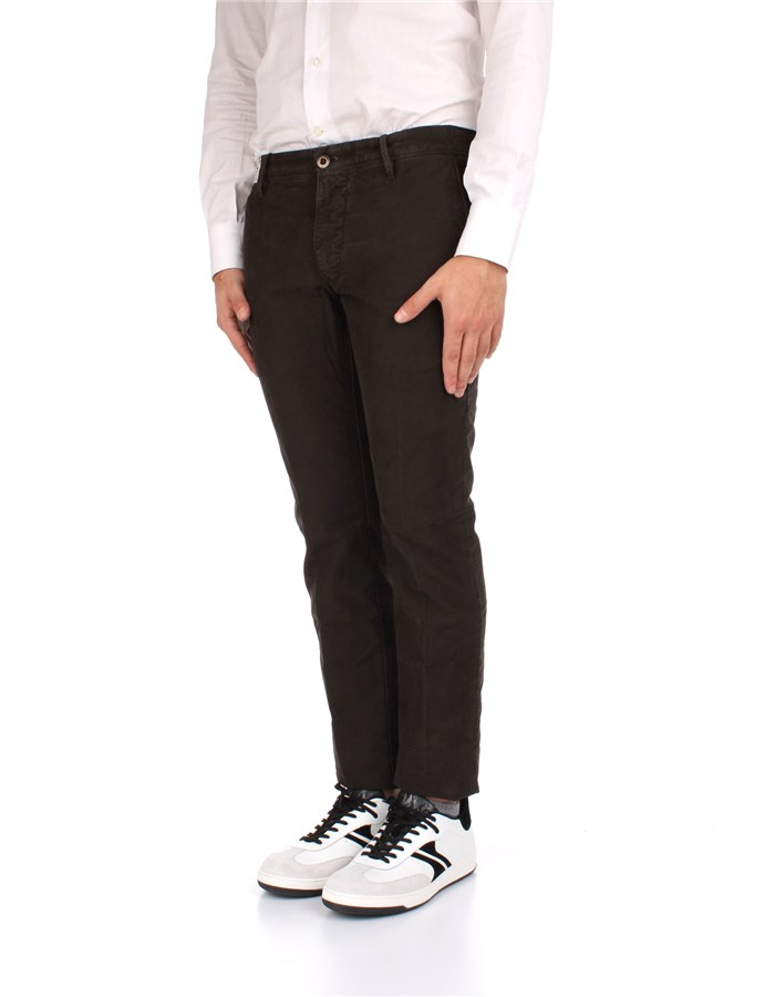 Incotex Trousers Trousers Man 11S103 40611 1