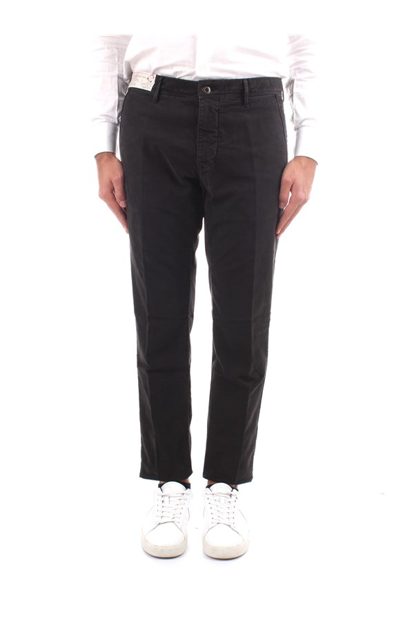 Incotex Trousers 11S103 40611 Black