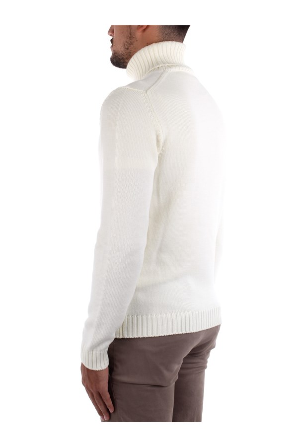 Zanone Knitwear High Neck  Man 810005 Z0229 3