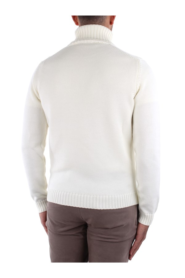 Zanone Knitwear High Neck  Man 810005 Z0229 5