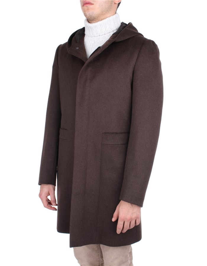 Tagliatore Outerwear Brown