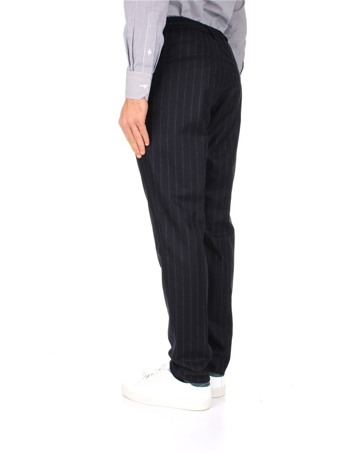 Tagliatore Trousers Blue