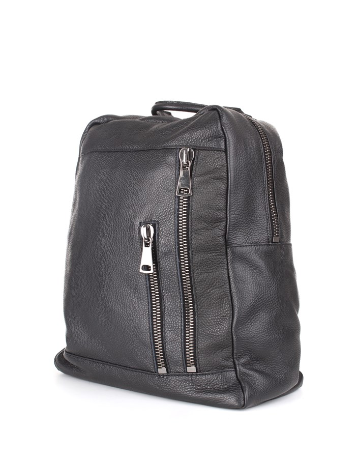Tagliatore Backpacks Black