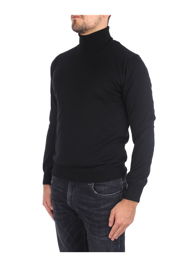La Fileria High Neck  Black