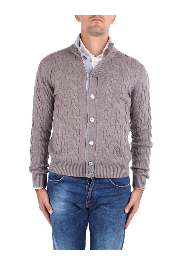 La Fileria Sweaters Beige
