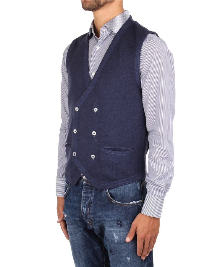 La Fileria vest Blue