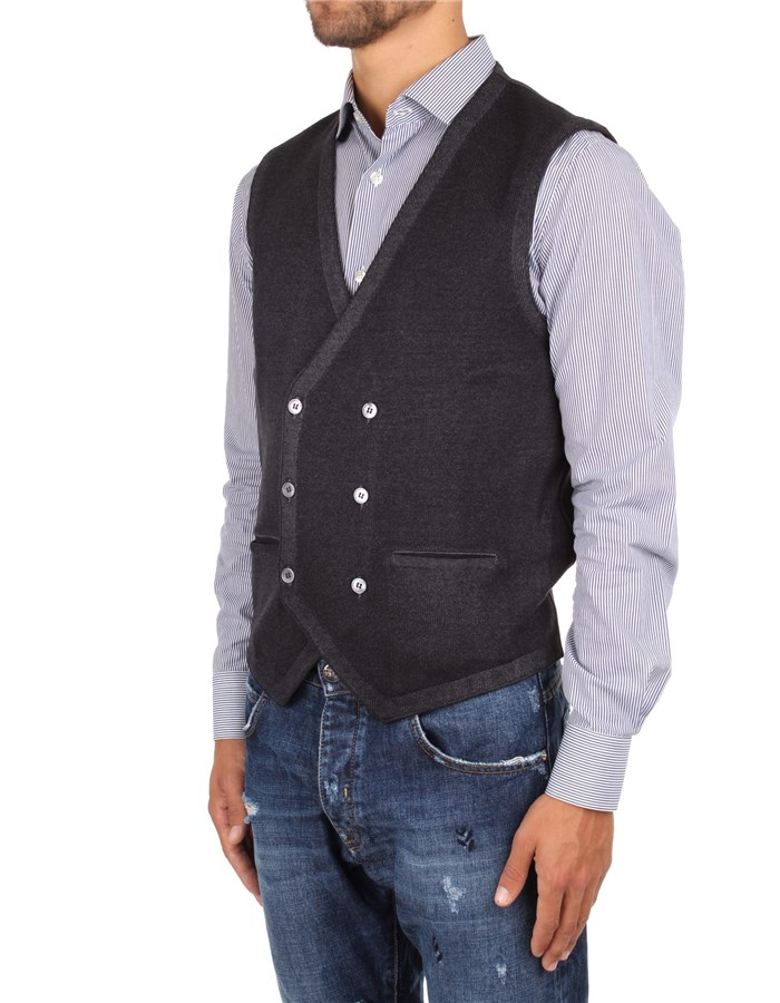 La Fileria vest Grey