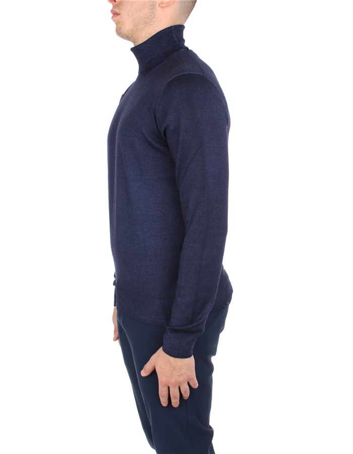 La Fileria Knitwear High Neck  Man 22792 55117 2