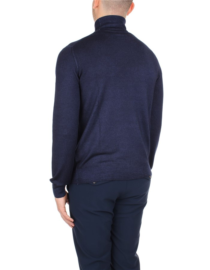 La Fileria Knitwear High Neck  Man 22792 55117 4