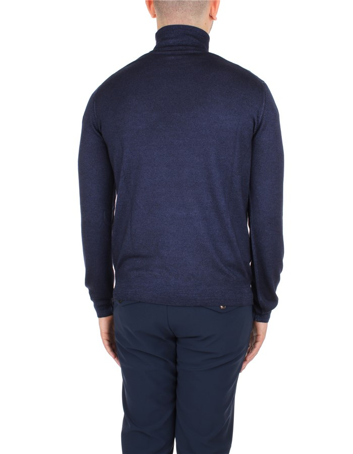 La Fileria Knitwear High Neck  Man 22792 55117 5