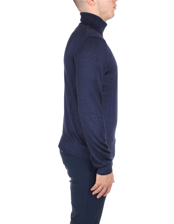 La Fileria Knitwear High Neck  Man 22792 55117 7