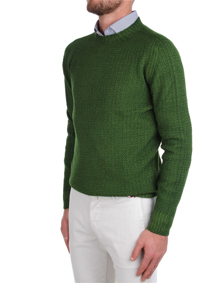 H953 Sweaters Green