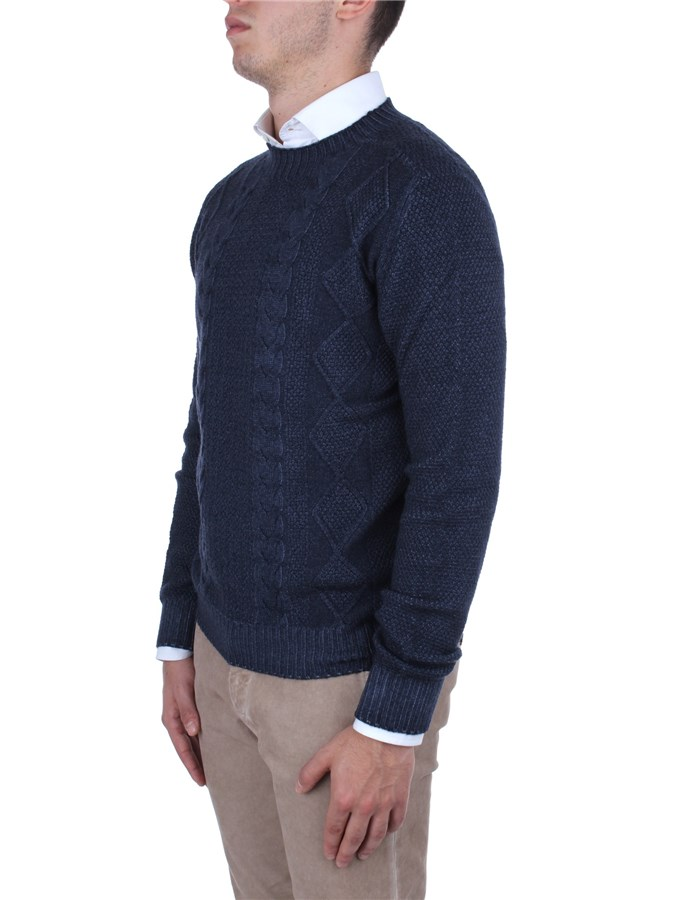 H953 Sweaters Blue