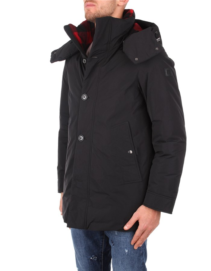 Woolrich Jackets And Jackets Black