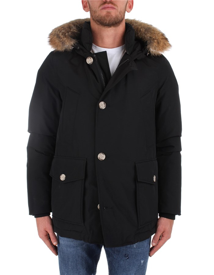 Woolrich Jackets And Jackets WOCPS2896 Black