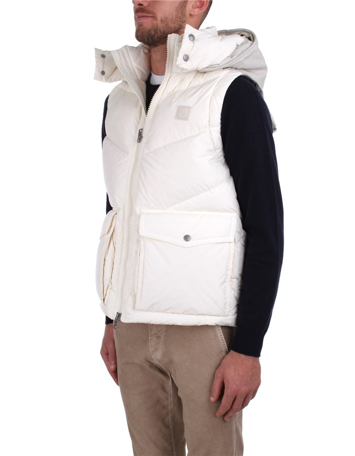 Woolrich Jackets And Jackets White