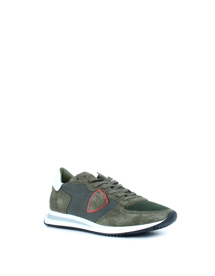 Philippe Model Sneakers Green