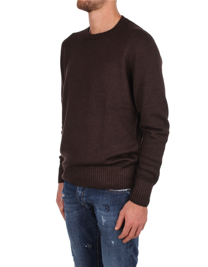 Drumohr Sweaters Brown