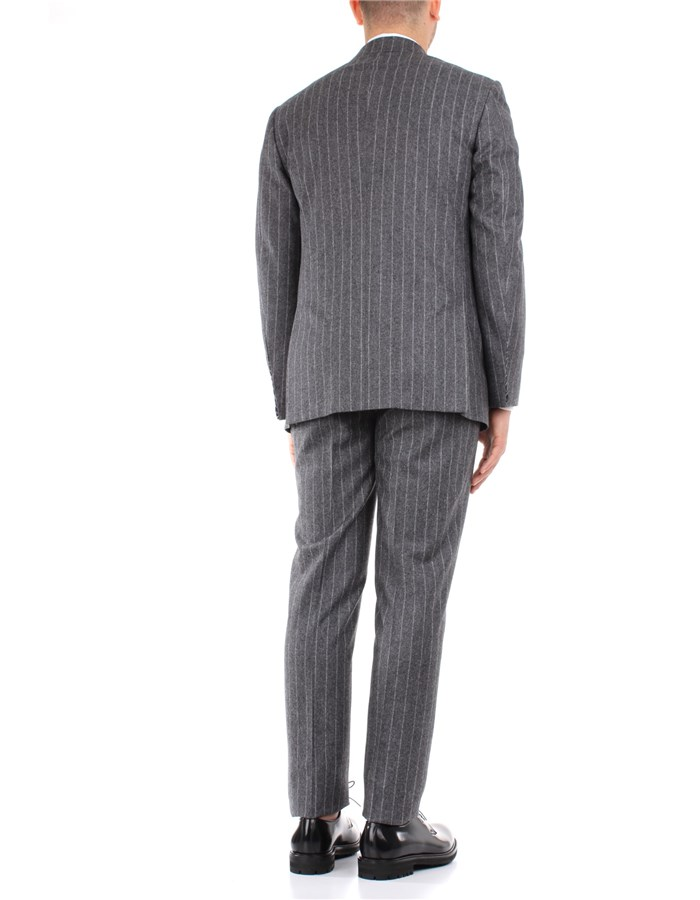 Kiton Dress Clothes Man 0252S08/2 5