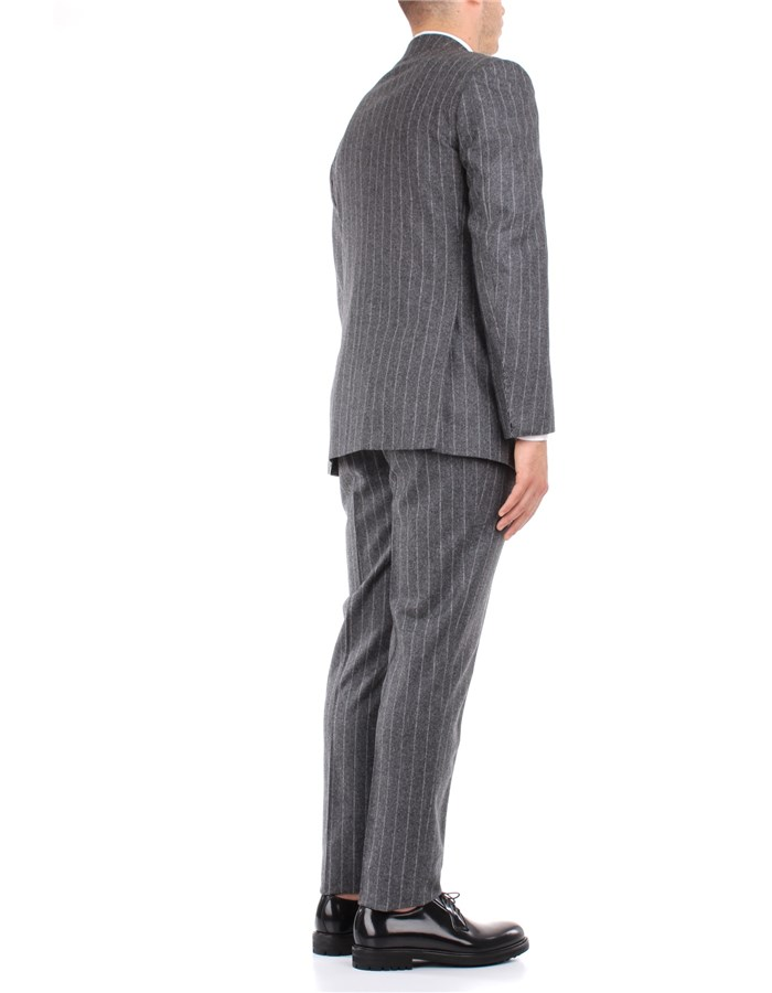 Kiton Dress Clothes Man 0252S08/2 6