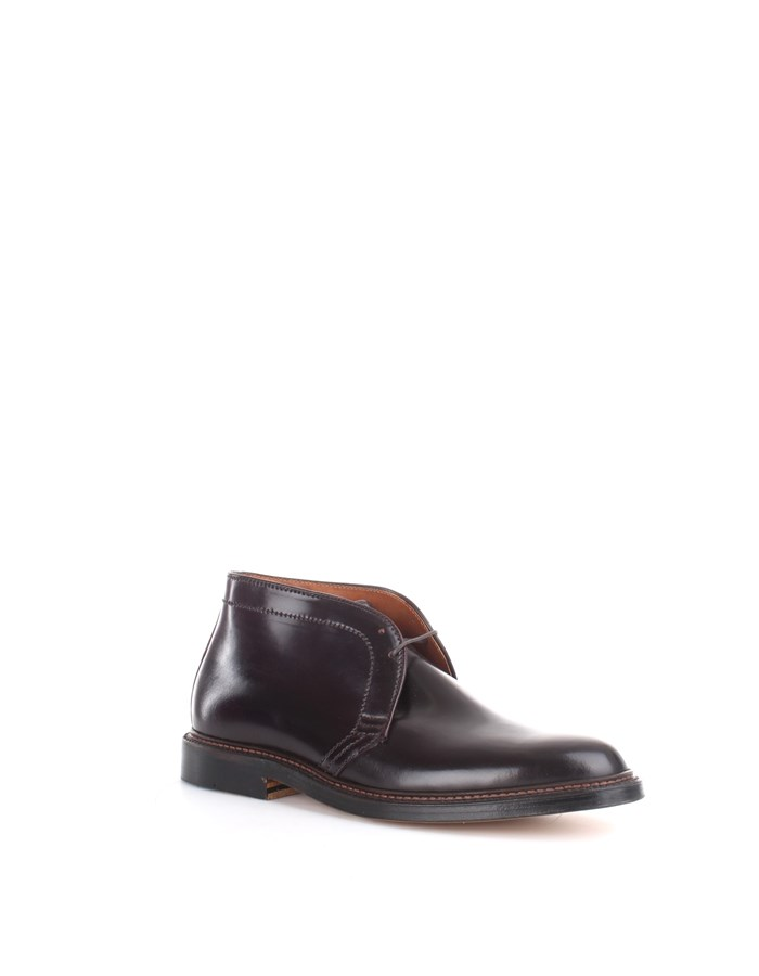 Alden Shoe Ankle Brown