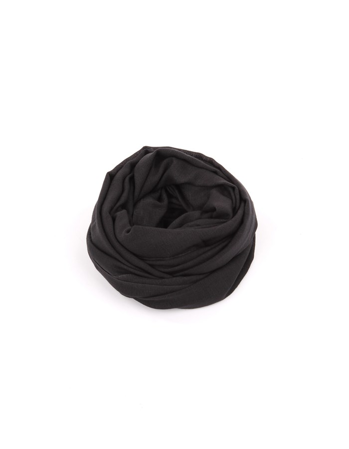 Michi D'amato Scarves Black
