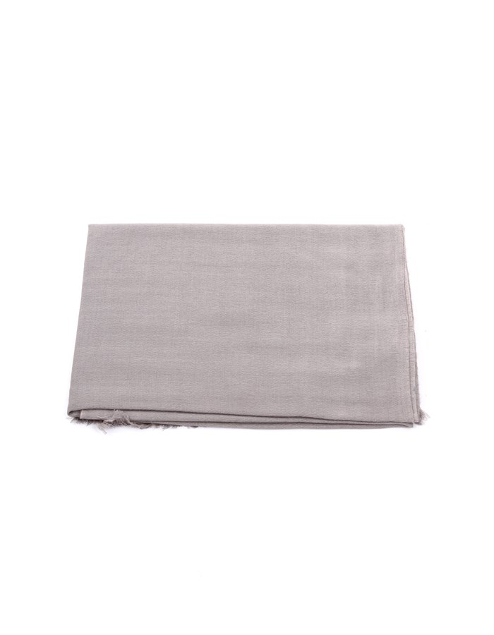 Michi D'amato Scarves, Scarves and Stoles Grey