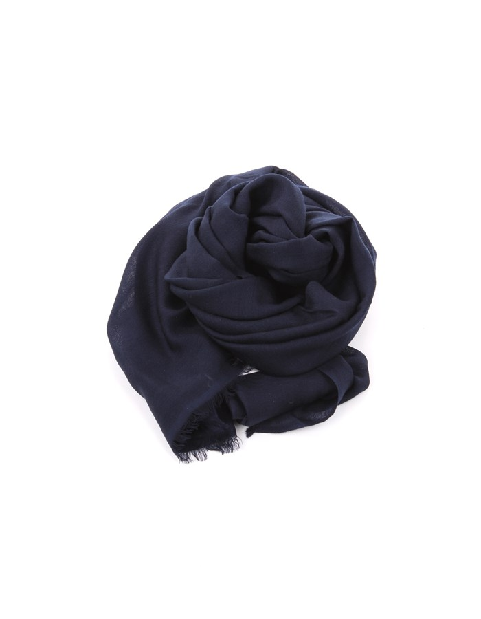 Michi D'amato Scarves, Scarves and Stoles Blue