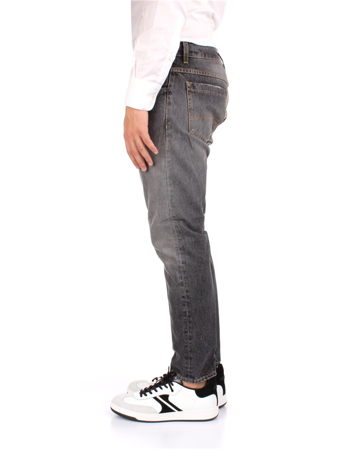 Two Men Jeans Grey