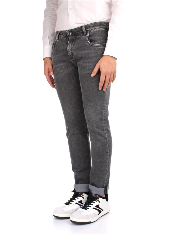 Camouflage Jeans Grey
