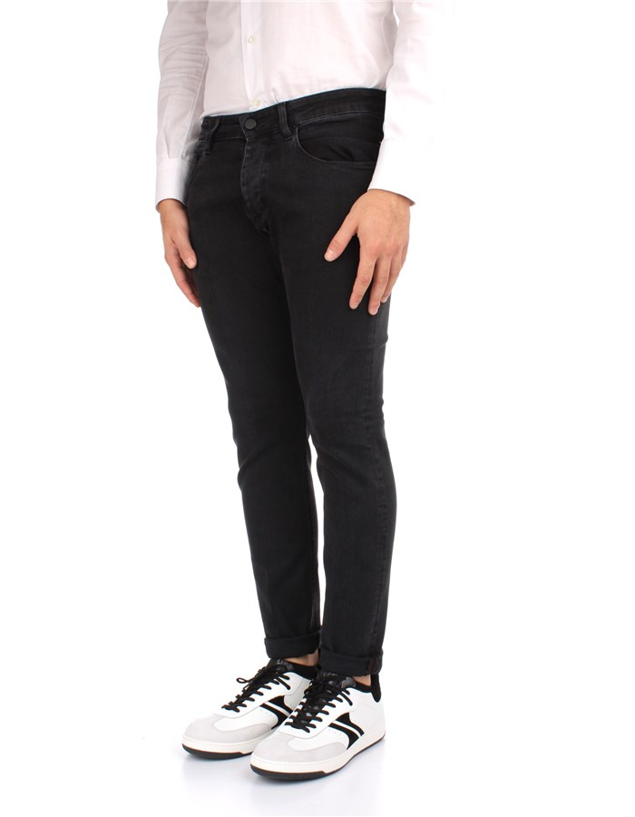 Don The Fuller Jeans Black