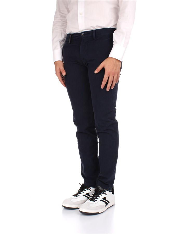 Re-hash Trousers Blue