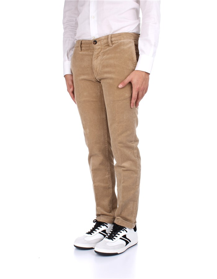 Re-hash Trousers Beige