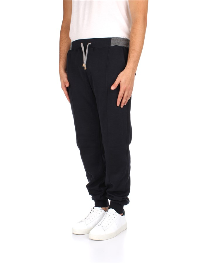 Eleventy Trousers Blue