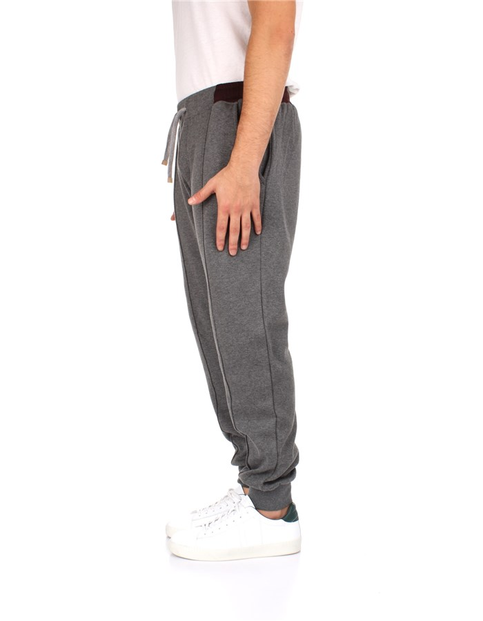 Eleventy Trousers Grey
