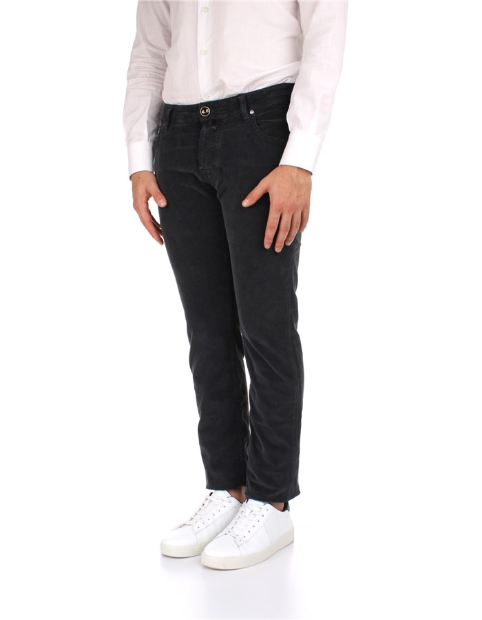 Jacob Cohen Five pockets Black