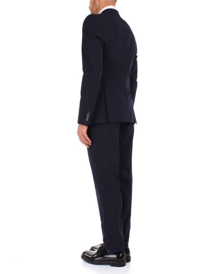 Emporio Armani Dress Clothes Man 41VMJL 41507 3