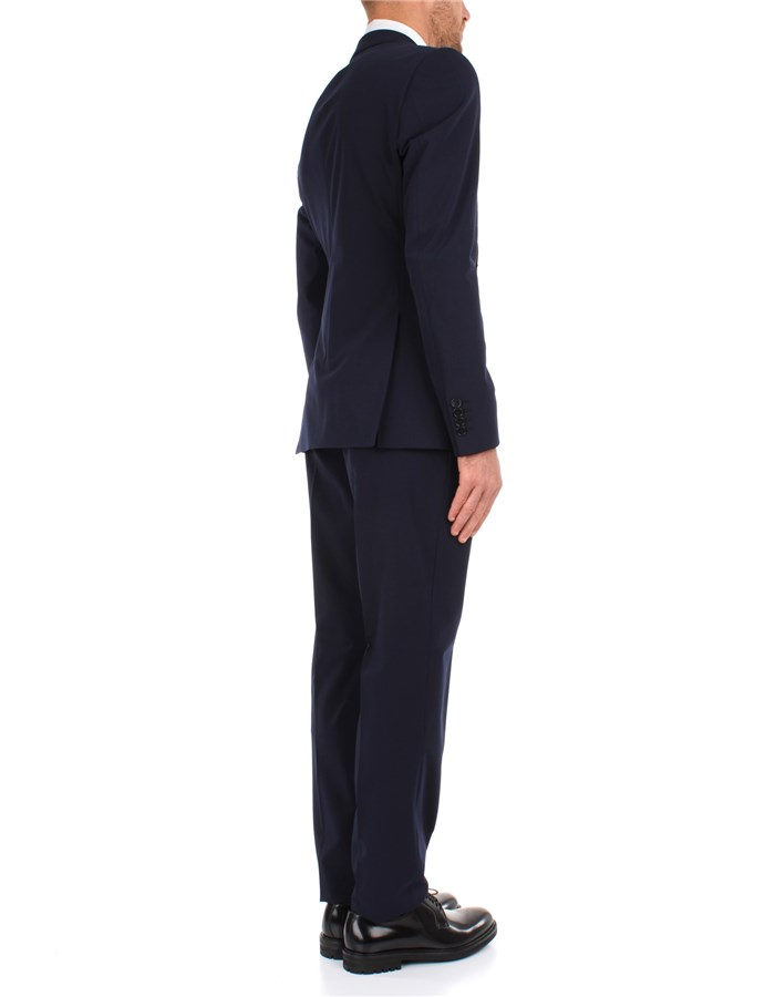 Emporio Armani Dress Clothes Man 41VMJL 41507 6