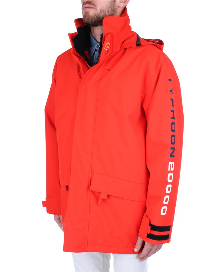 Paul & Shark Jackets And Jackets Orange