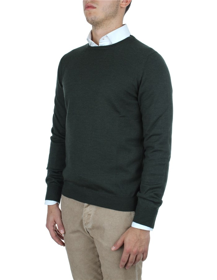 La Fileria Sweaters Green