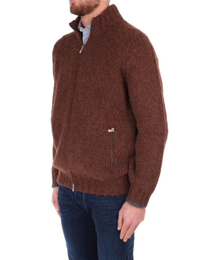 Brunello Cucinelli Sweaters Brown