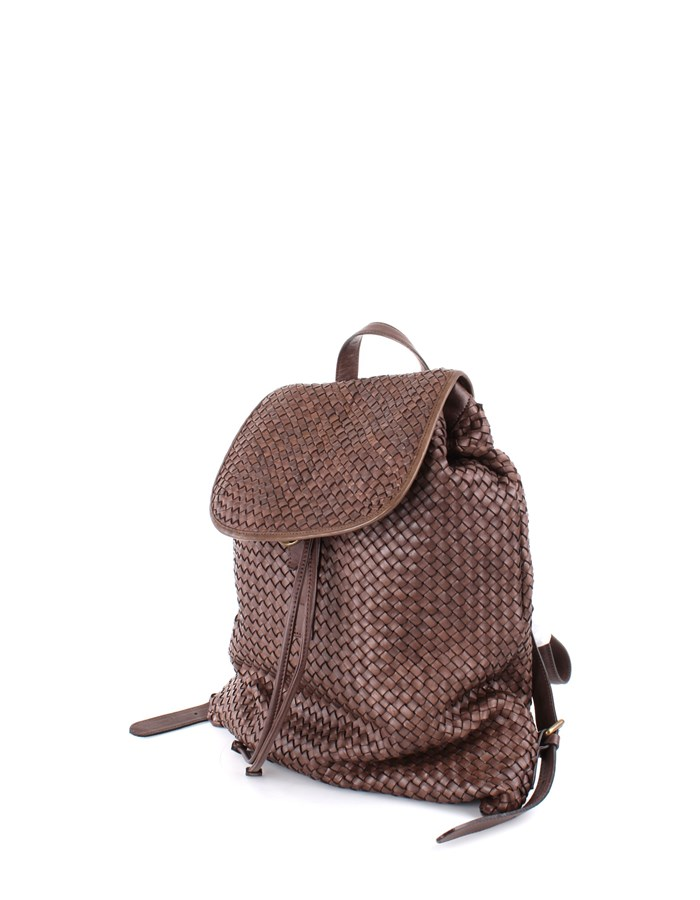 Officine Creative Backpacks Brown